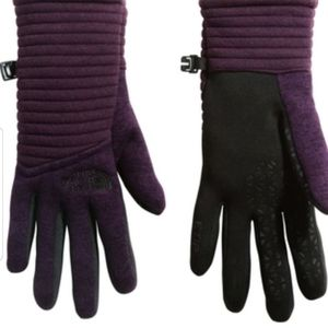 New Northface womens gloves